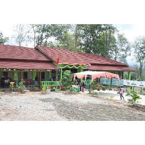 Timor-Lesté Training Center Dedicated