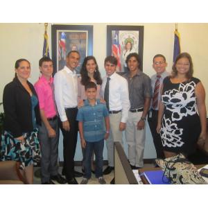 Puerto Rico House of Representatives Visit