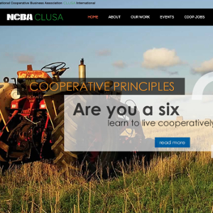 NCBA CLUSA Launches Redesigned Website