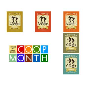 October is Co-op Month!