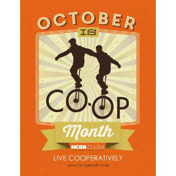 2013 Co-op Month Poster