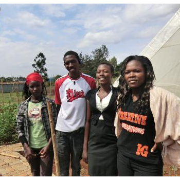 Kenya Youth Urban Farming