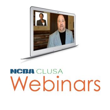 NCBA CLUSA Webinars