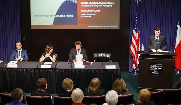 Baker Institute Update: The Politics of Identity Post-Arab Spring