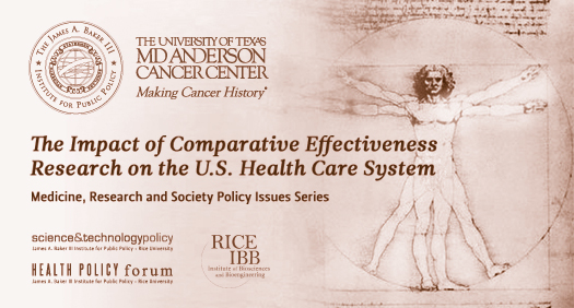 The Impact of Comparitive Effectiveness Research on the U.S. Health Care System