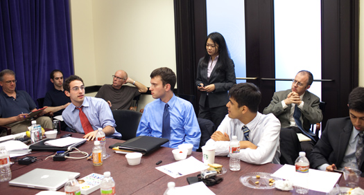 Baker Institute Update: Students get real-world work experience in D.C.; Brookings and the Baker Institute collaborate