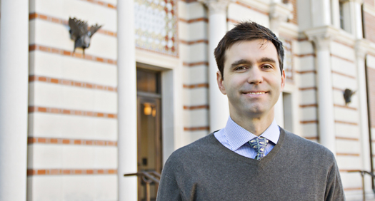 New international economics fellow named
