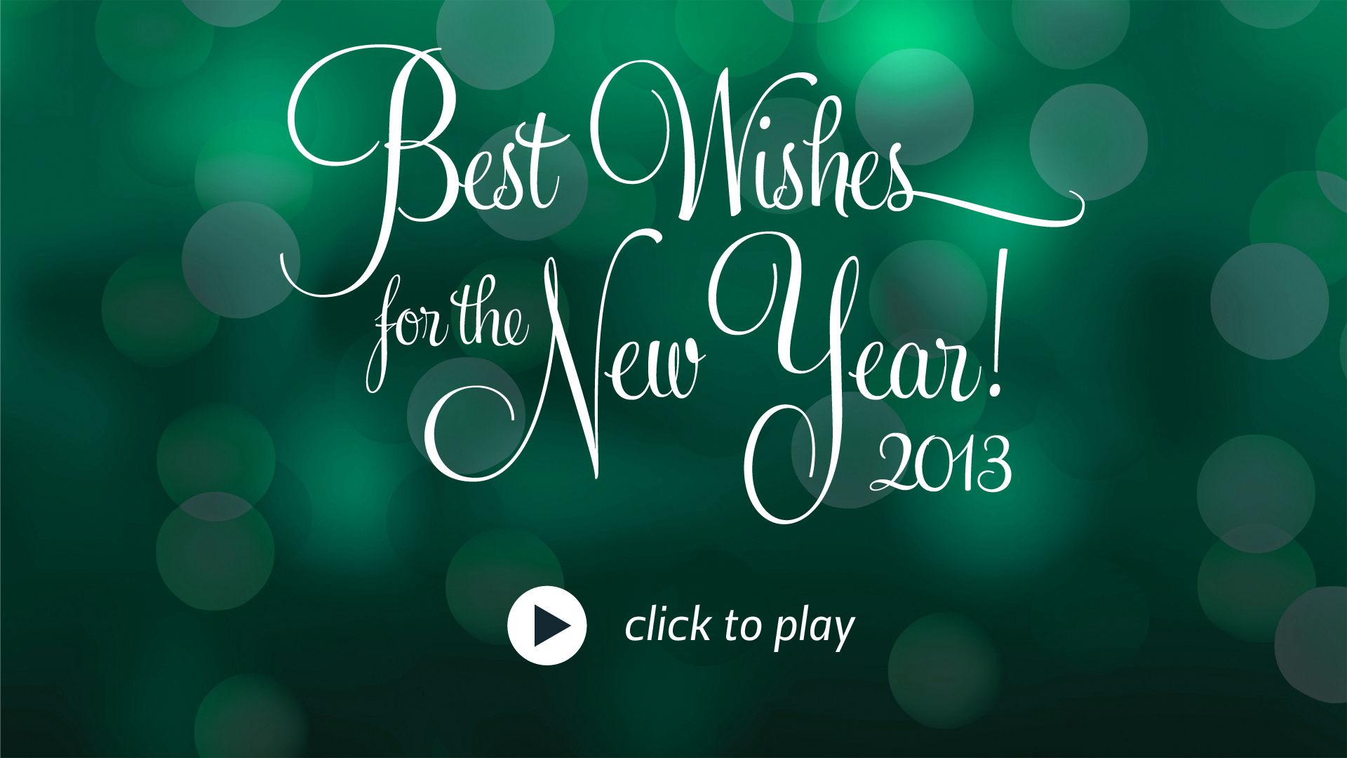Best Wishes for the New Year from the Baker Institute