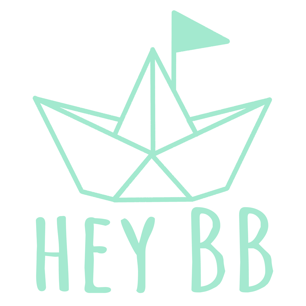 Hey BB logo