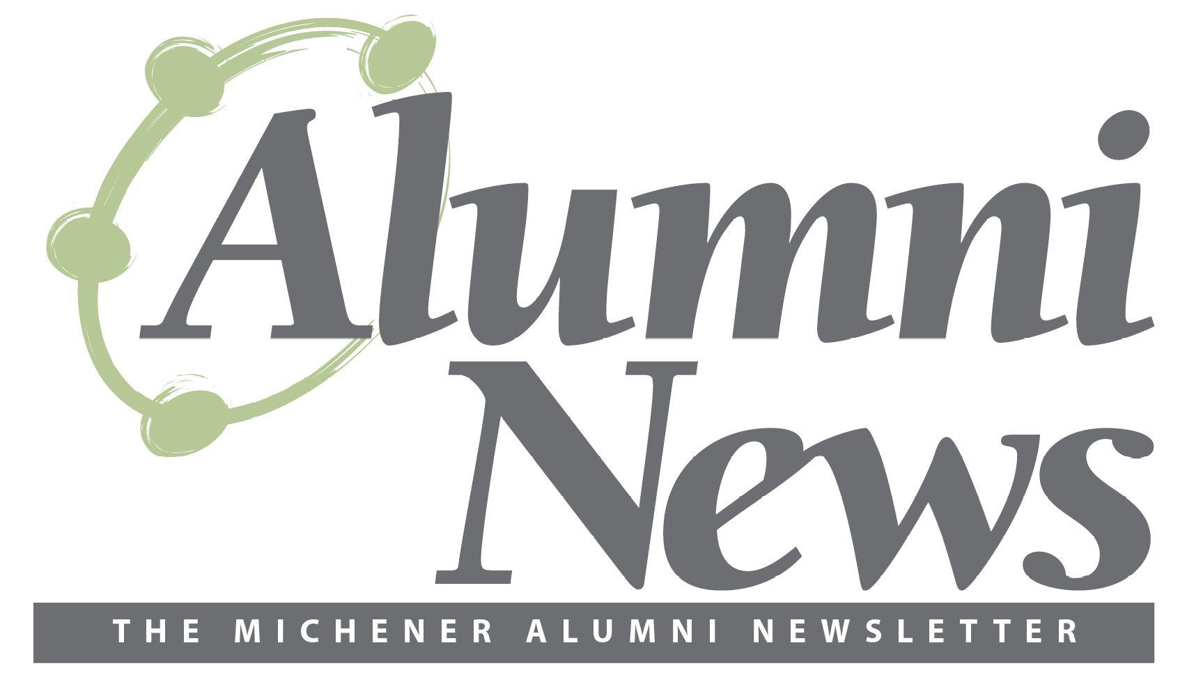 Alumni News logo
