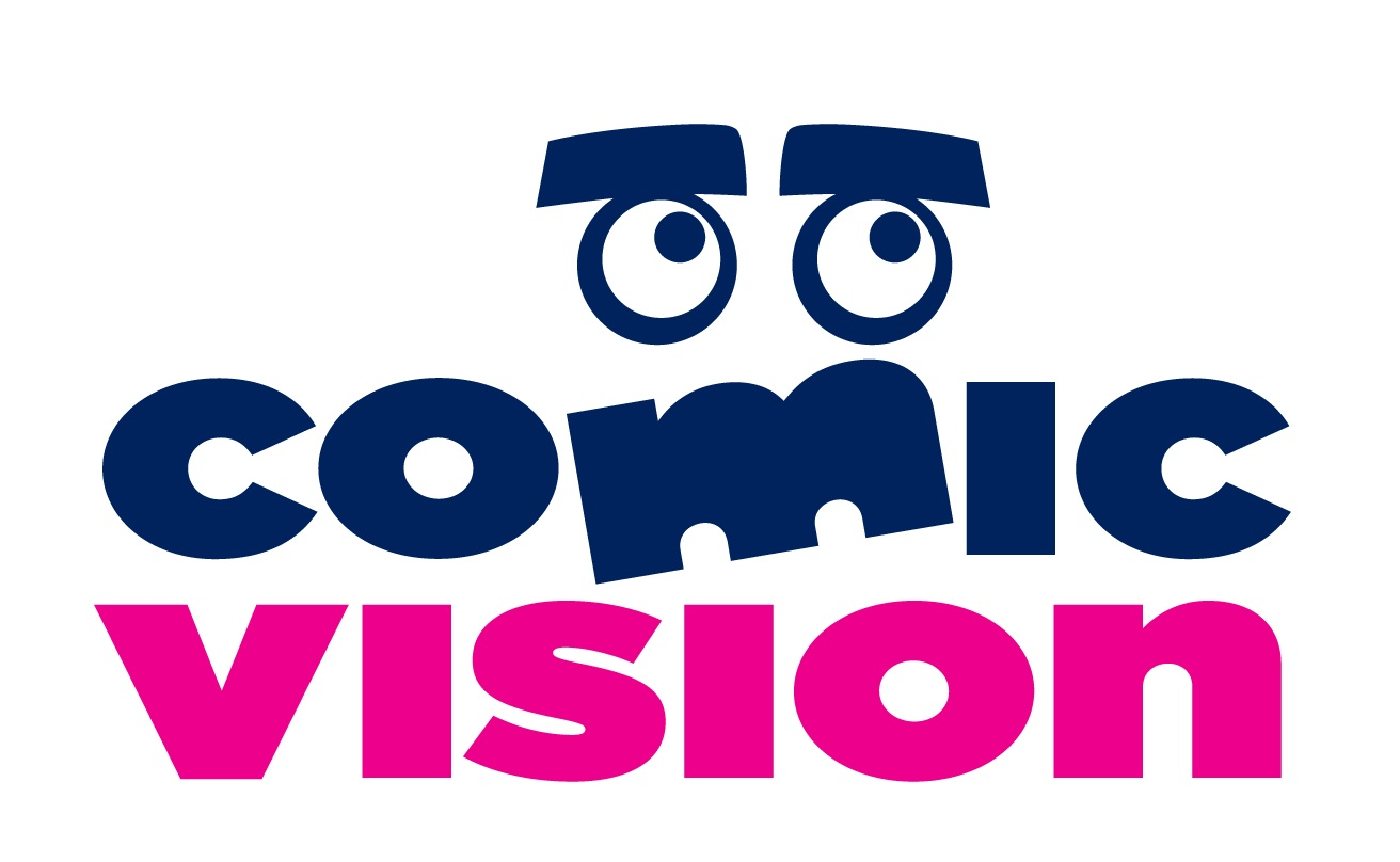 Comic Vision logo