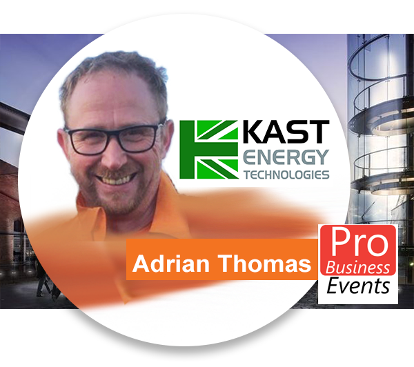 Adrian Thomas from Kast Energy Technologies