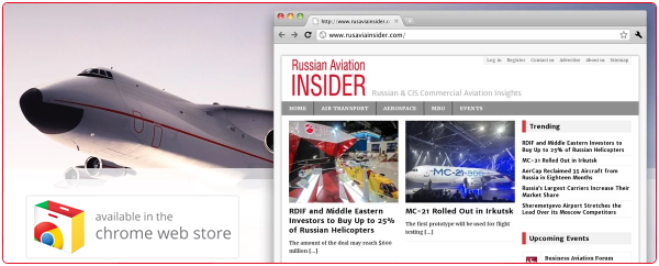 Russian aviation news