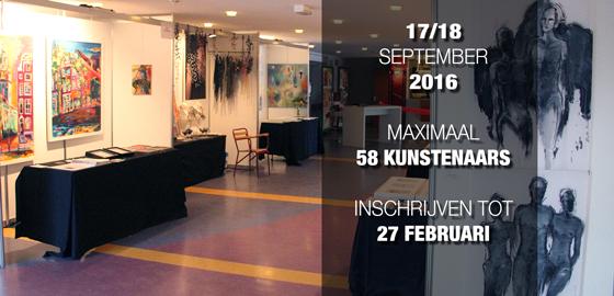 Ga naar www.kunstwageningen.nl voor meer informatie