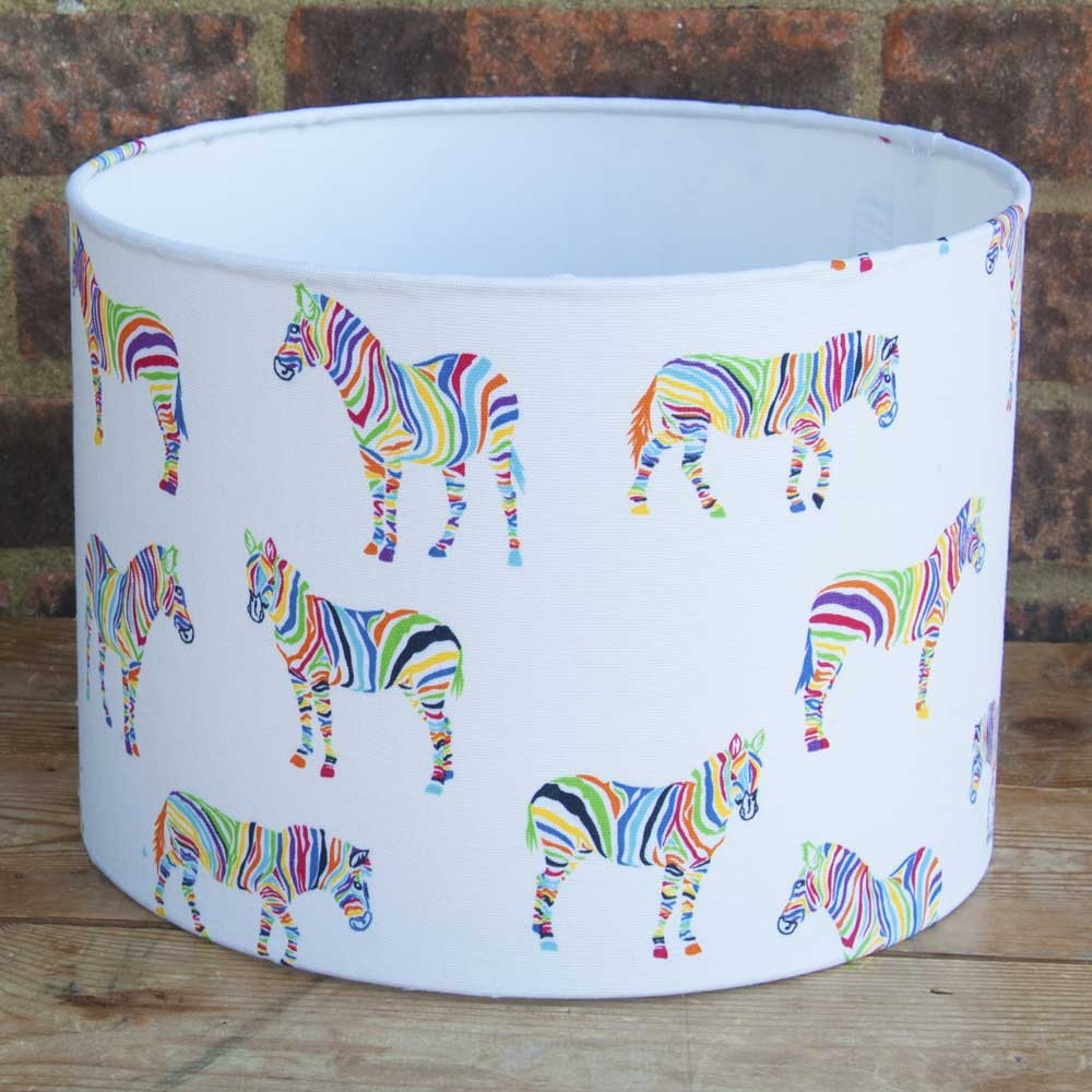 A closer look at the great quality of the Lampshade Kit!