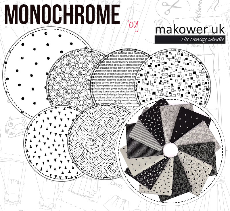 Monochrome is smart, stylish and unique!