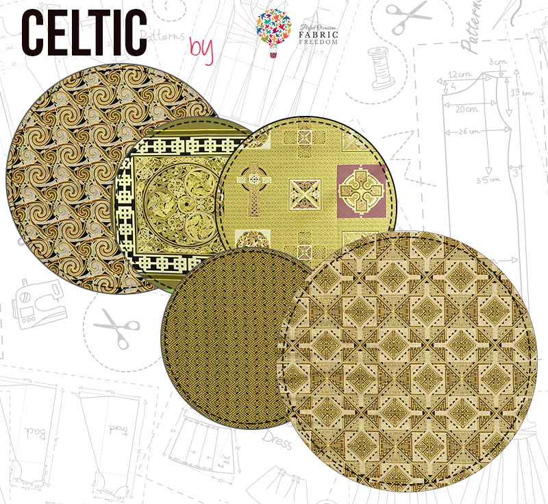 Celtic by Fabric Freedom