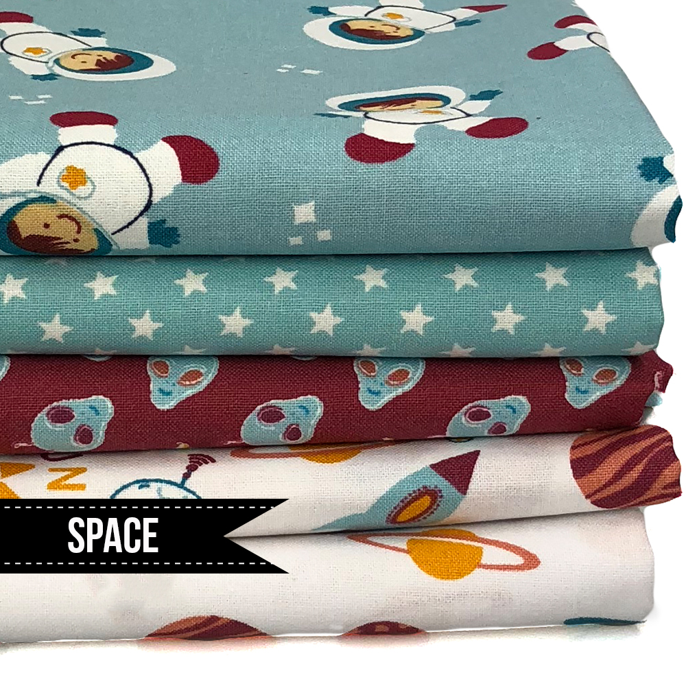 Space from Fabric Freedom