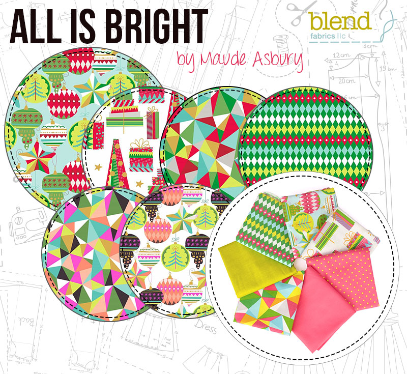All Is Bright by Maude Asbury for Blend