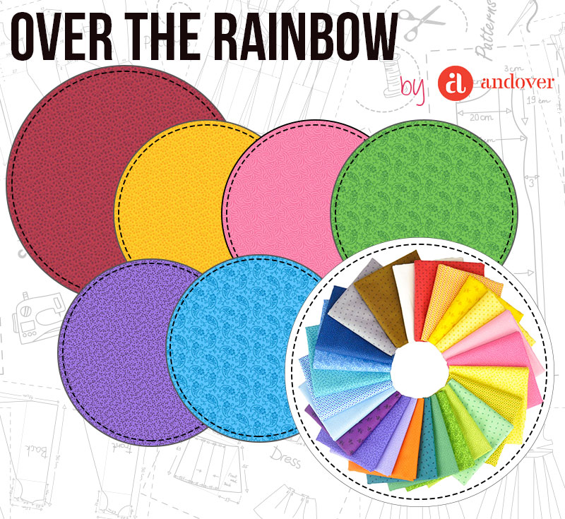 Over The Rainbow by Andover