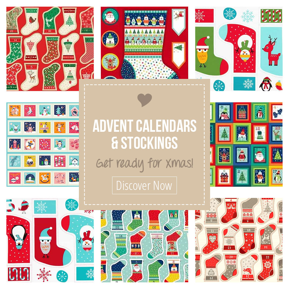 Advent Calendars & Stockings