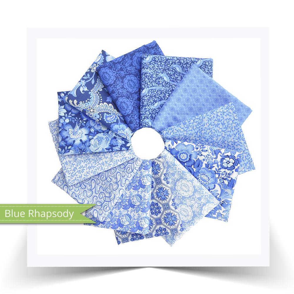 Blue Rhapsody by Blank Quilting