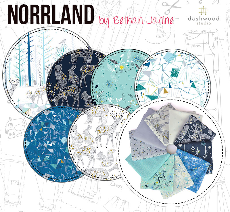 Norrland by Bethan Janine for Dashwood Studio!
