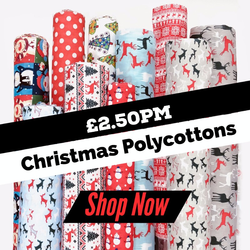 Polycotton sale this way