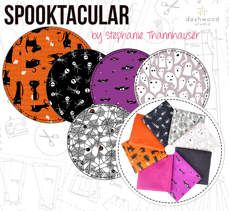 Spooktacular by Stephanie Thannhauser for Dashwood Studio