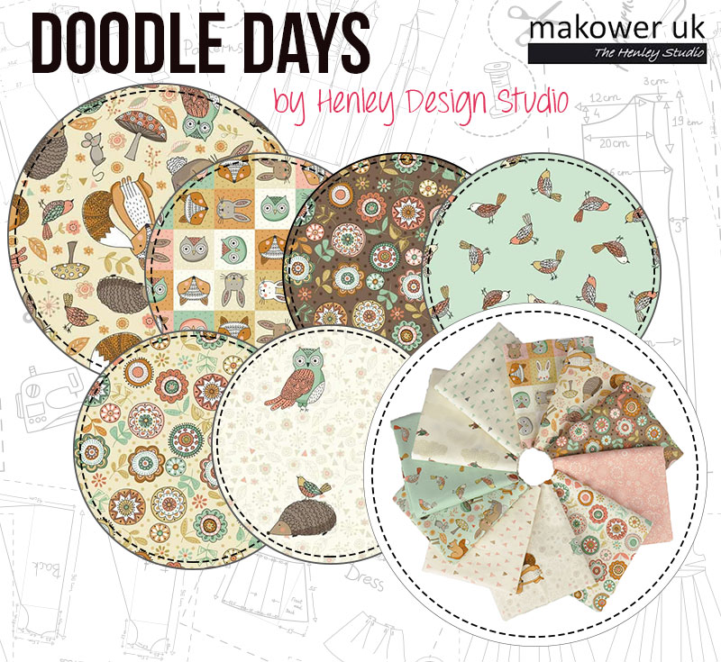 Doodle Days by Henley Design Studio