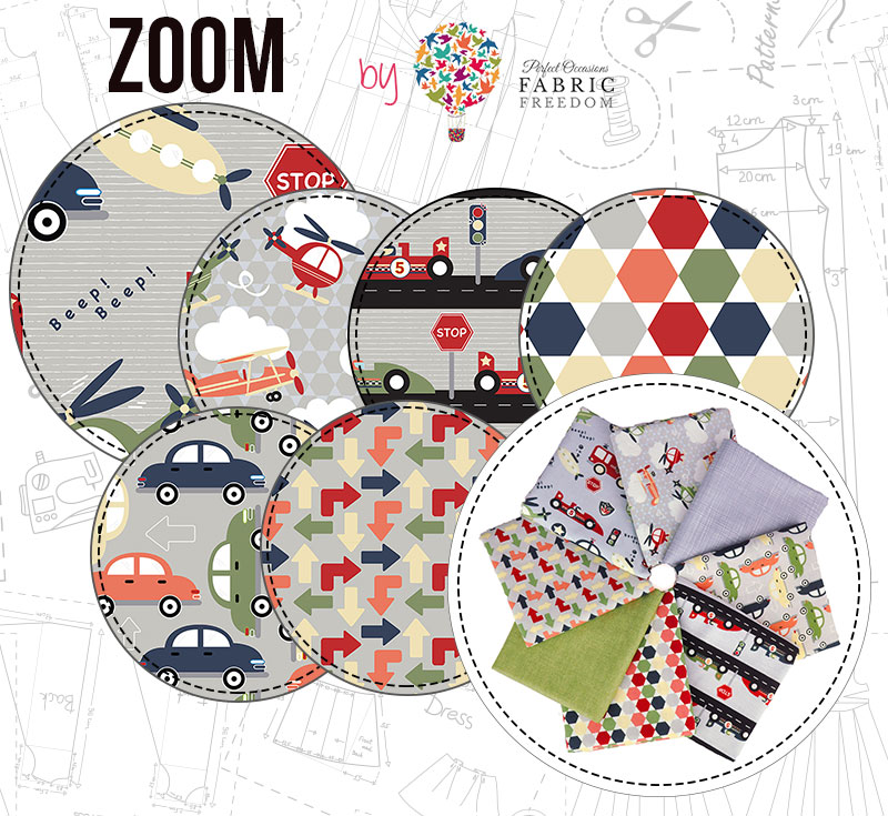 Zoom is a wonderful collection for children!