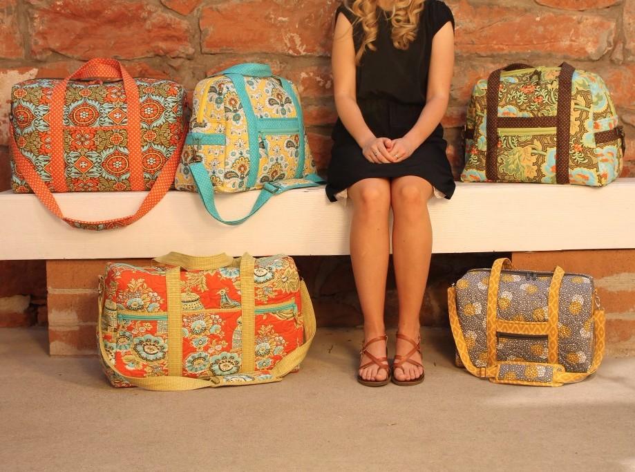 Annie Bag Patterns