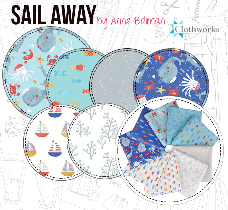 Sail Away is the nautical adventure you will love!