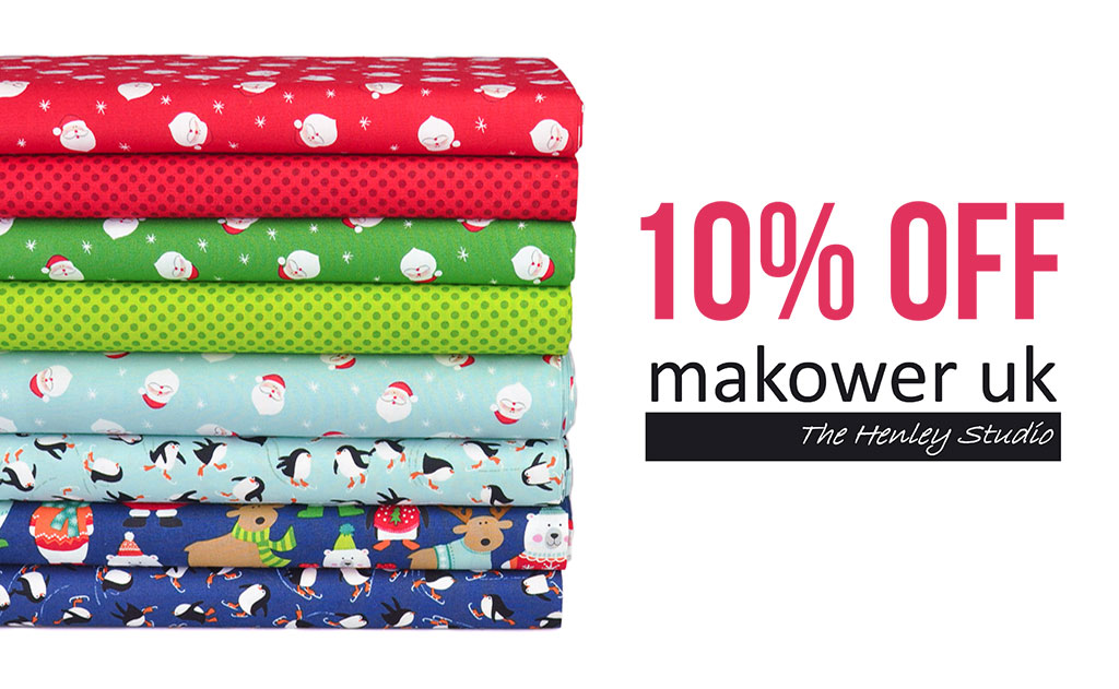 10% Off Makower