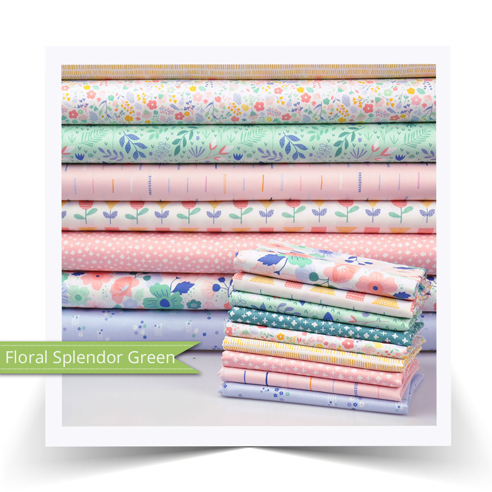 Floral Splendor Fat Quarter Bundle