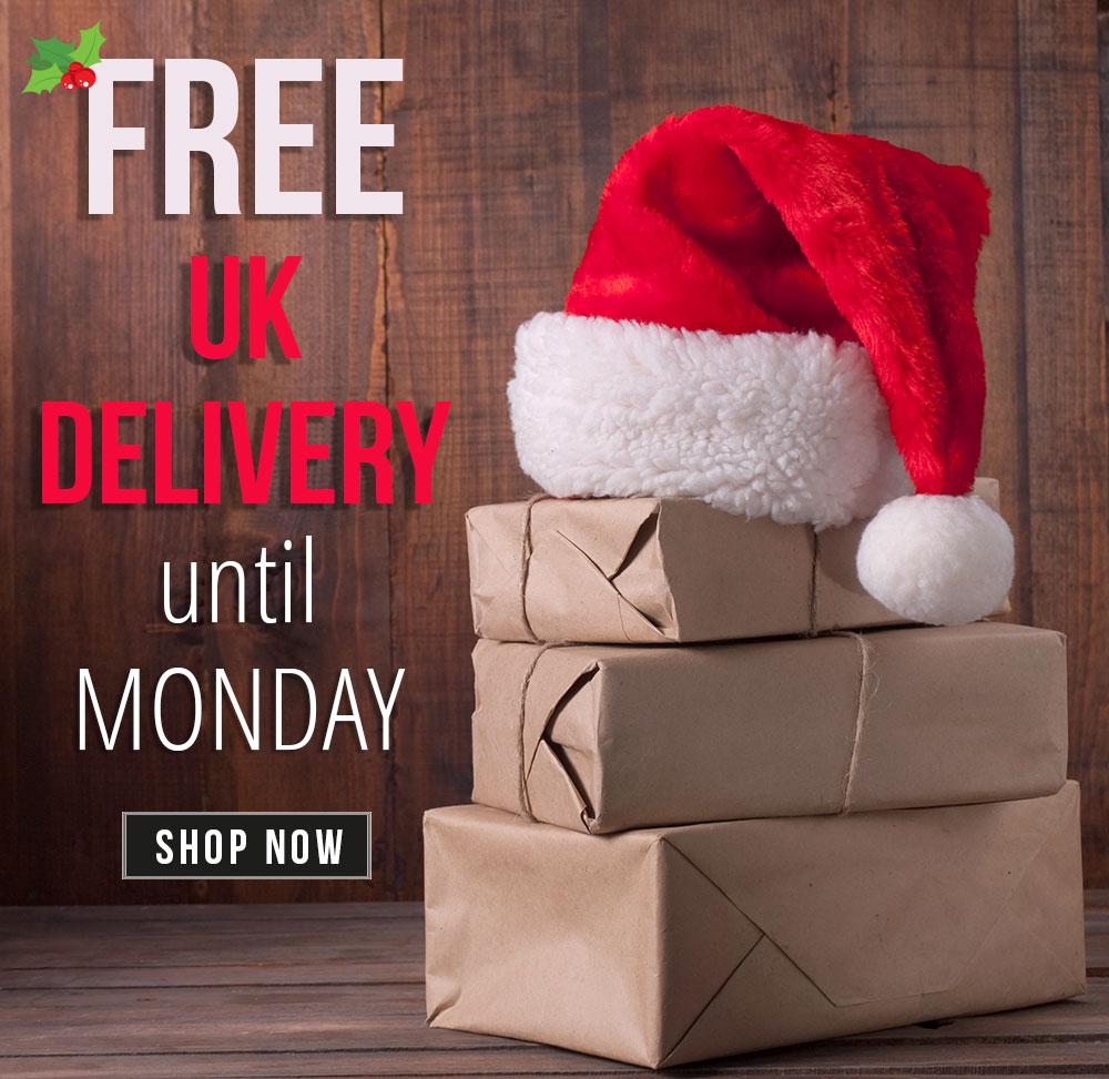Free UK Post December 2016