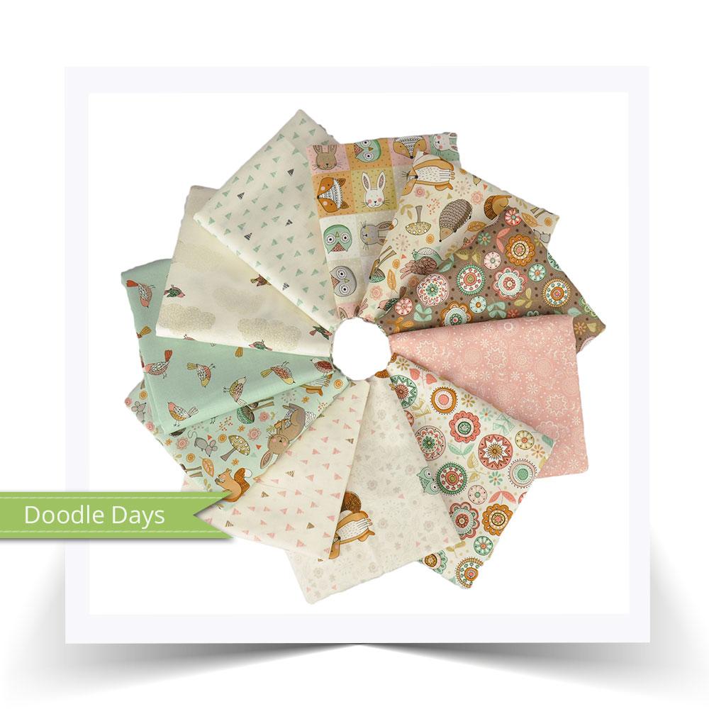 Doodle Days by Henley Design Studio
