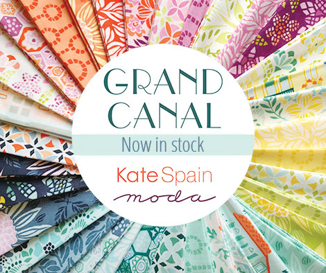 Grand Canal is here!