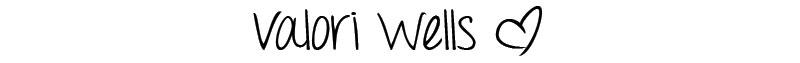 Valori Wells