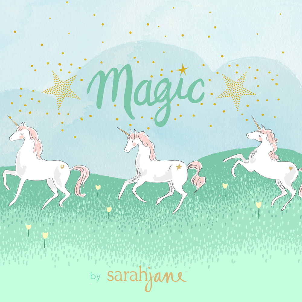 Magic by Sara Jane