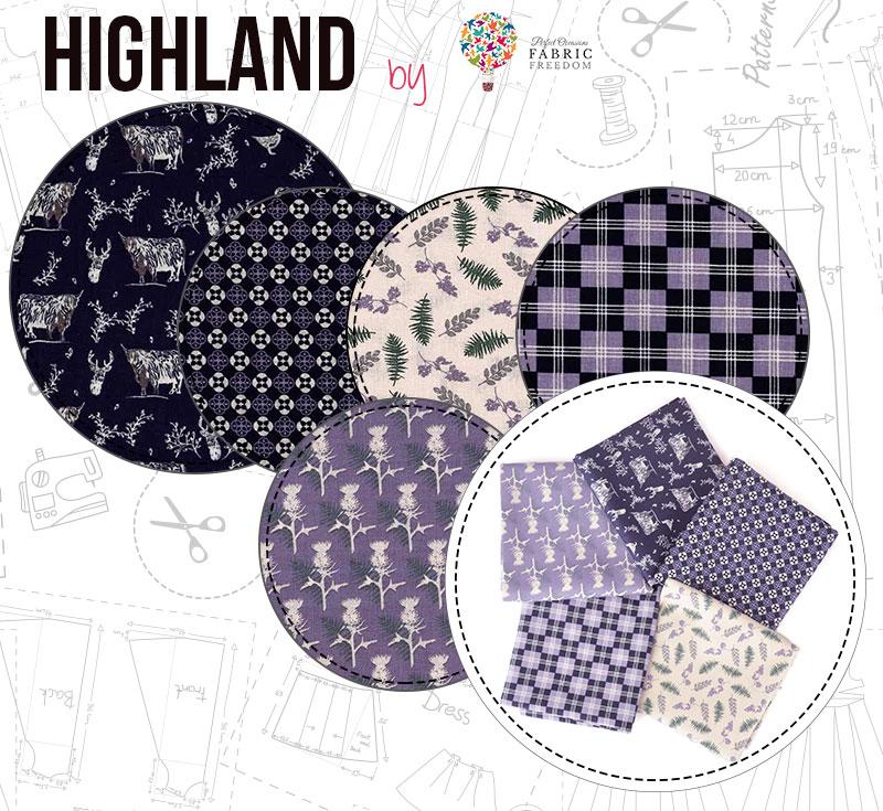 Highland by Fabric Freedom