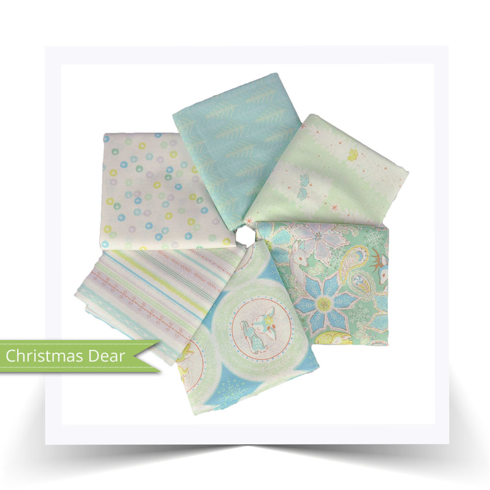 Christmas Dear by Stacy Peterson for Blend