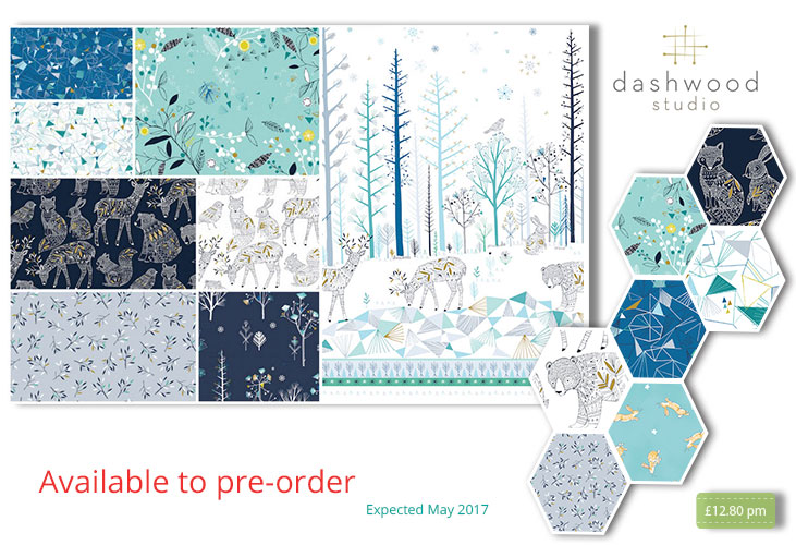 Norrland is a beautiful collection available for pre-order!
