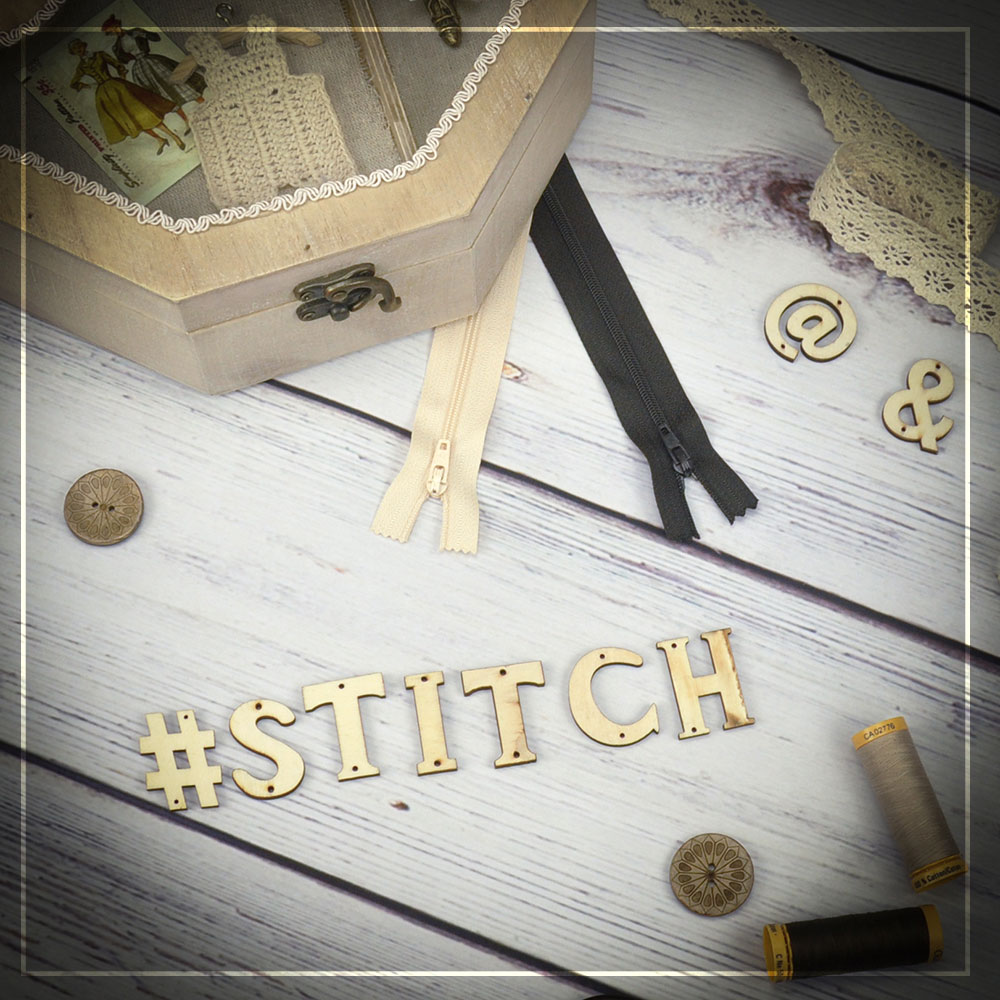 Wooden Letters can make fantastic gifts!