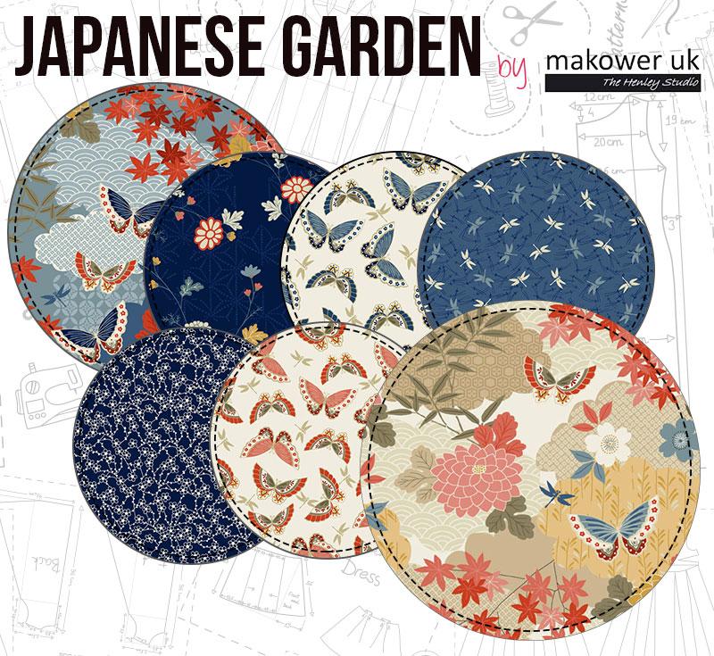 Japanese Garden by Makower