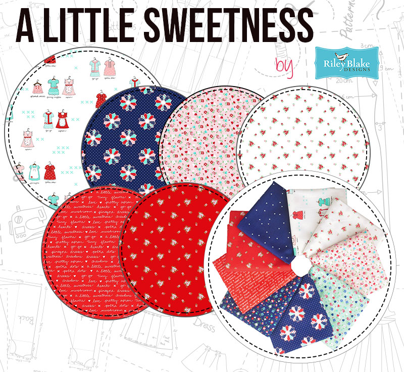A Little Sweetness by Riley Blake