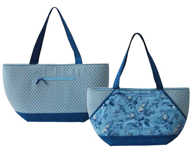 Blue Sky Tote Bag Pattern