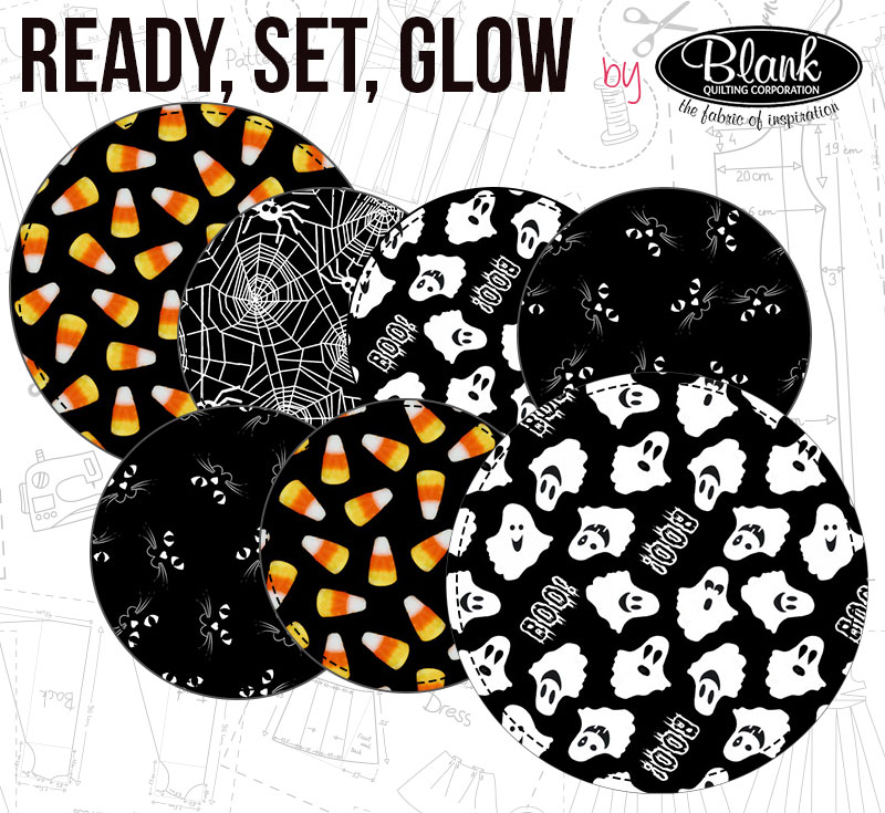 Ready, Set, Glow by Blank Quilting