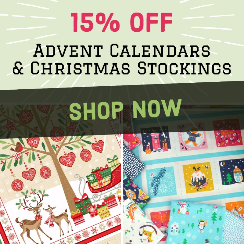 Save in advent calendars and other Christmas goodies