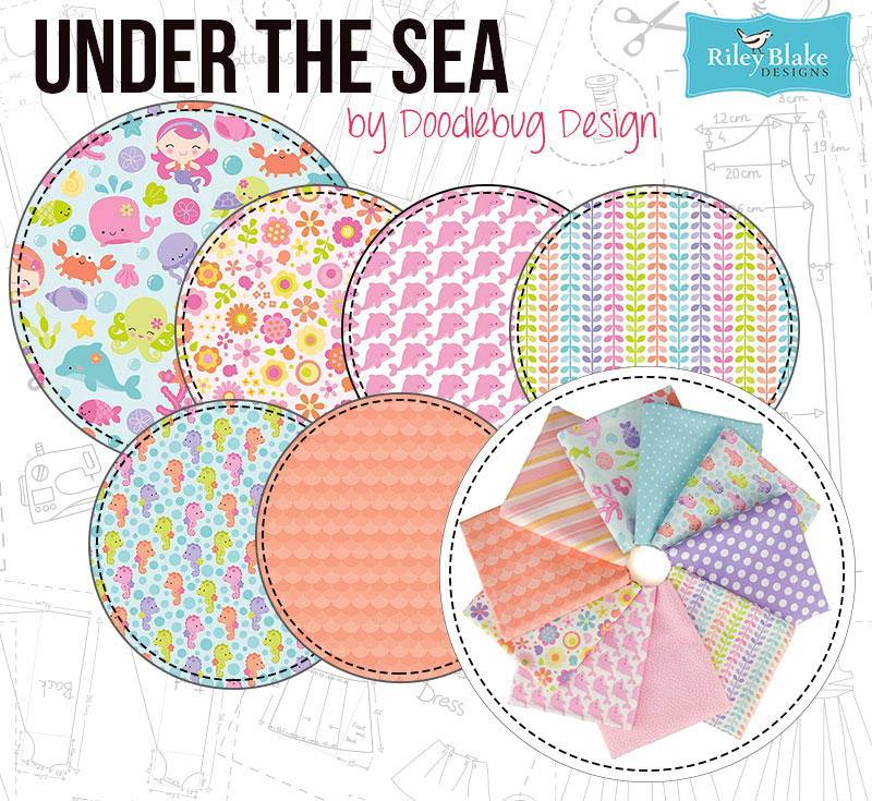 Under The Sea is a very cute collection!